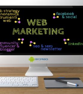 WEB MARKETING per piccole imprese: come individuare la strategia giusta per la propria azienda