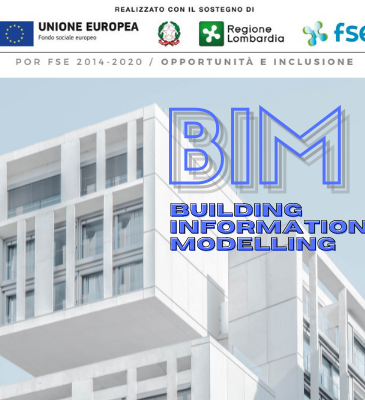 Corso BIM | Building Information Modelling nelle aziende della filiera costruzioni | Rimborso totale con Voucher Formazione Continua Regione Lombardia | Ottobre 2021 <br> >>> formazione a distanza <<<