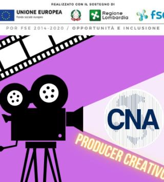 PRODUCER CREATIVO PER LA LUNGA SERIALITA' – dal 10 Novembre